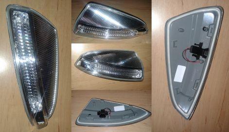 Mercedes C-W204 bal oldali visszapillantó tükörindex A2048200721, 2048200721 akciós áron Miskolcon.jpg