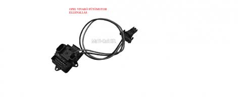 Opel Vivaro fűtőmotor előtét ellenállás -Trafic ellenállás akciós 4409452.png
